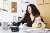 Take Your Baby to Work Day