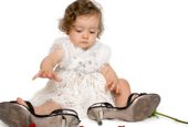 High Heels for Baby Girls?