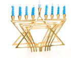 Celebrating Hanukkah in the Streets