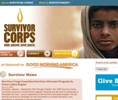 Www_survivorcorps_org